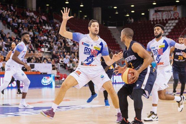 Basket: le RMB retrouve la victoire contre Lille