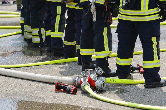 Un feu s'est déclaré dans une cave d'immeuble