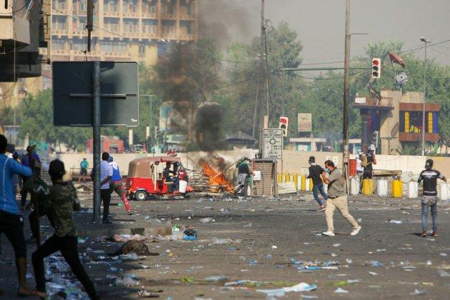 Trois nouveaux morts en Irak où la répression s'accentue