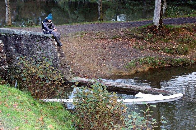 Une pollution aux hydrocarbures touche les deux étangs