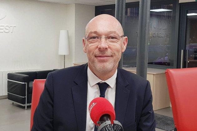 Municipales 2020: le maire Emmanuel Darcissaclanceson projet