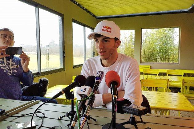 Pierre Gasly confirmé chez Toro rosso en 2020