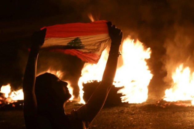 Liban: un mort par balle sur une route bloquée par des manifestants
