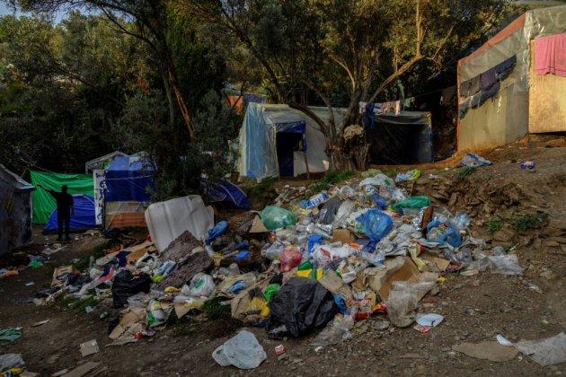 """Migrants: le maire de Samos craint une """"catastrophe humanitaire majeure"""""""