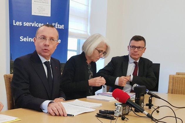 """Réouverture de Lubrizol: le préfet demande des """"garanties lourdes"""""""