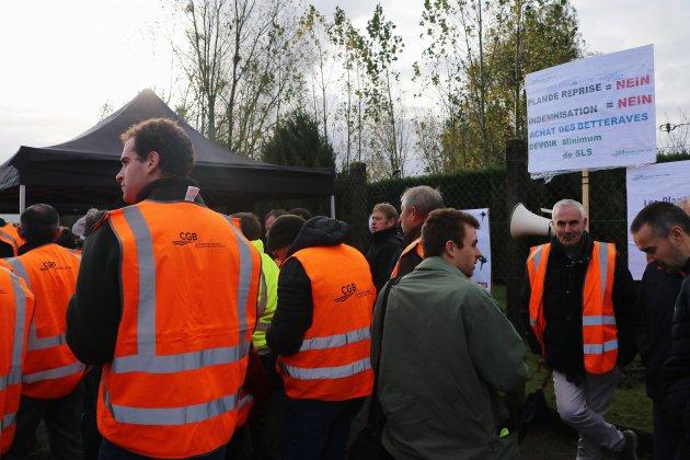 Sucrerie Cagny: les producteurs de betteraves s'inquiètent