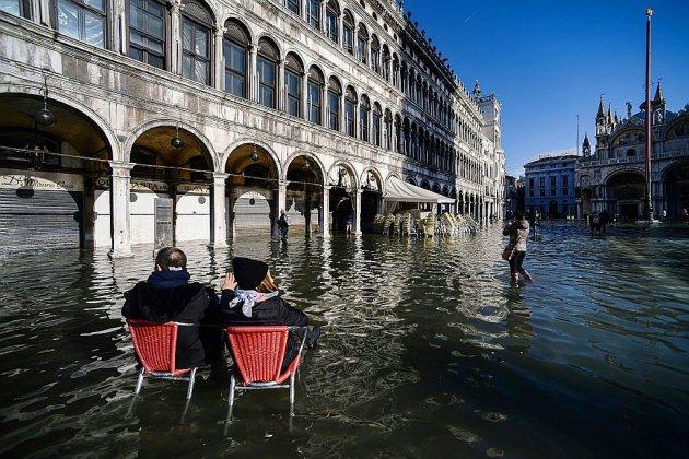 Venise toujours dans l'angoisse, l'état de catastrophe naturelle va être déclaré