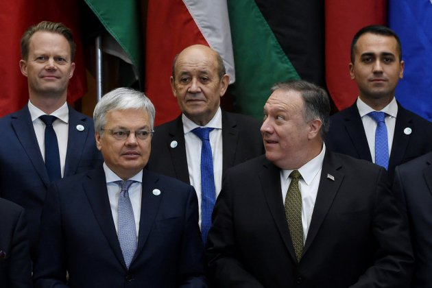 Washington tente de rassurer ses alliés après les volte-face de Trump en Syrie