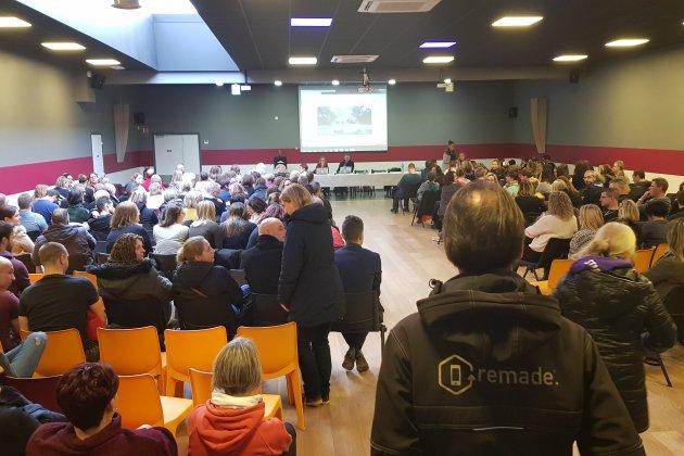 Le Comité social et économique de Remade porte plainte contre X
