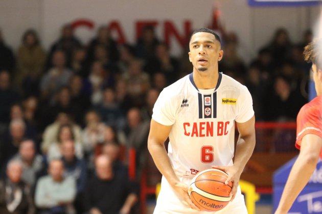 Basket (N1M) : Le Havre renverse le derby contre Caen