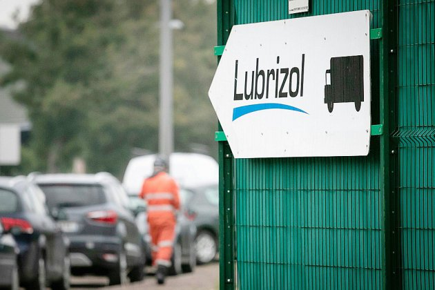 Lubrizol souhaite une reprise partielle de son activité avant 2020