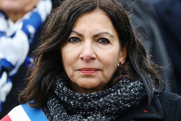 """JO-2024: la maire de Paris a alerté le président du CIO sur les """"risques"""" d'un sponsoring d'Airbnb"""