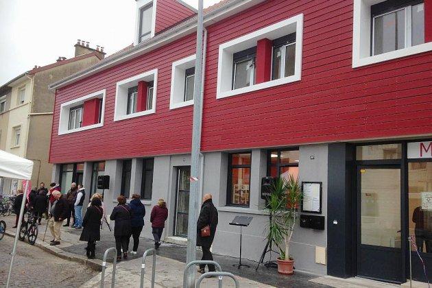 L'atelier Guidoline s'installe près de la nouvelle maison citoyenne