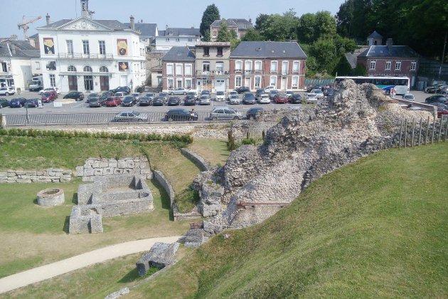 Cité antique: montrez votre cave