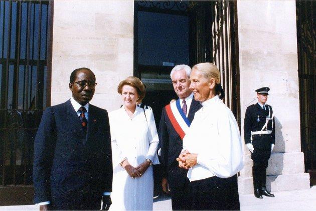 Disparition de Colette Senghor, veuve de Léopold Sédar-Senghor