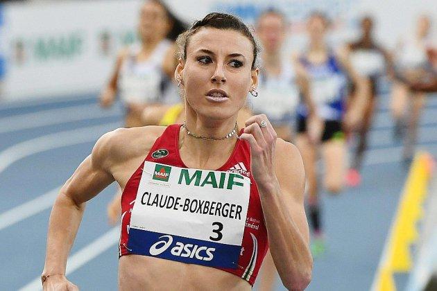 Dopage: Boxberger positive à l'EPO, nouveau coup de massue pour l'athlétisme français