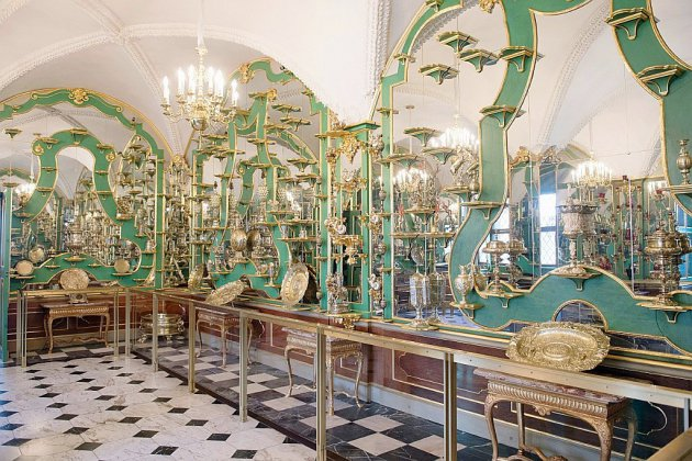 """Vol de diamants d'une """"valeur inestimable"""" dans un musée allemand"""
