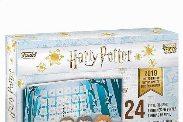 Tom vous offre votre calendrier de l'avent Harry Potter