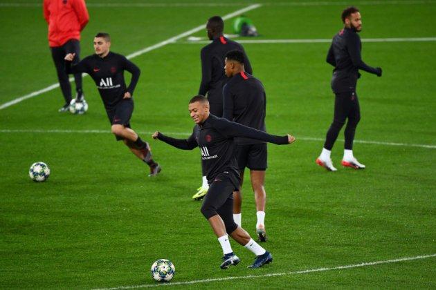 """C1: """"Grand test"""" à Madrid pour Neymar et Paris contre un Real revigoré"""