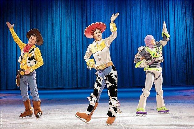 Des places pour Disney on Ice à remporter