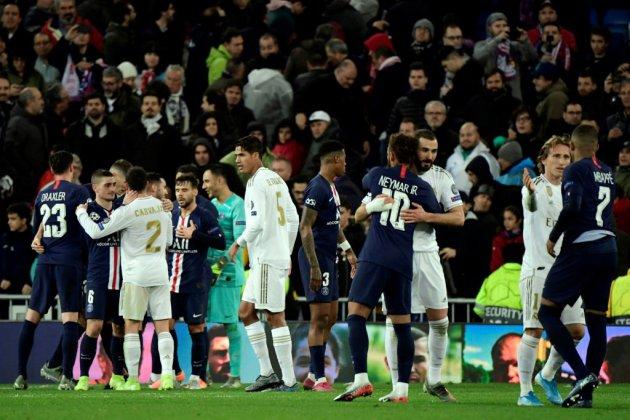 C1: nul au sommet entre Paris et le Real, retour réussi pour Mourinho