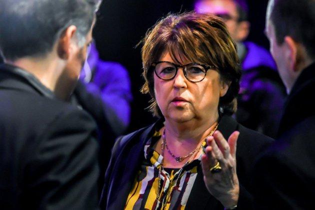 Lille: Martine Aubry met fin au suspense et brigue un 4e mandat