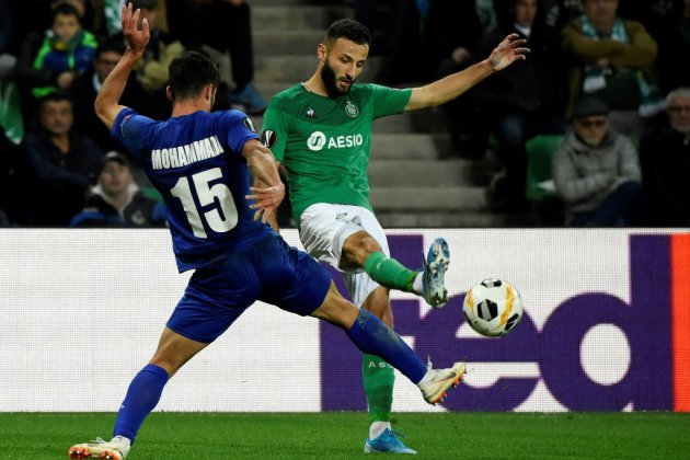 Ligue Europa: Saint-Etienne éliminé, Arsenal battu par Francfort