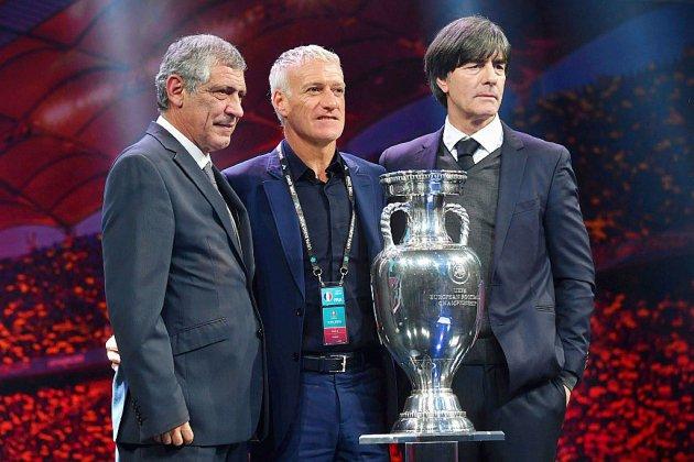 Euro-2020: les Bleus dans le groupe du danger, avec l'Allemagne et le Portugal