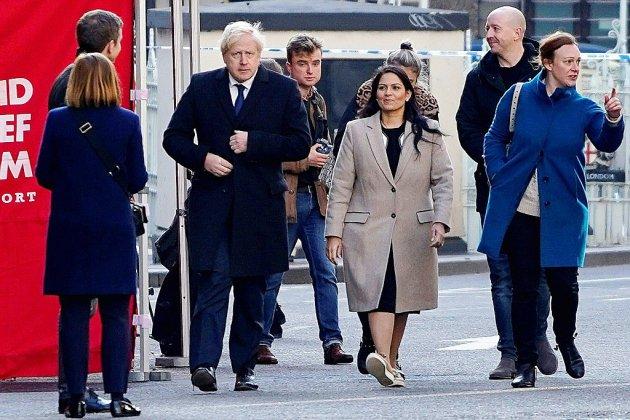 Boris Johnson veut 14 ans de prison minimum pour les infractions terroristes