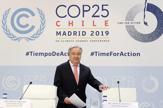 Climat: le monde tergiverse, malgré rapports alarmants et mobilisation citoyenne