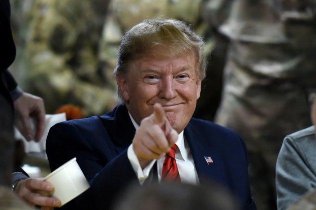 Destitution: Trump décline une invitation à se défendre devant le Congrès