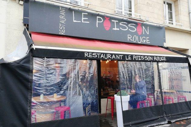 """Bonne table. """"Arête-et-vous"""" au Poisson rouge"""