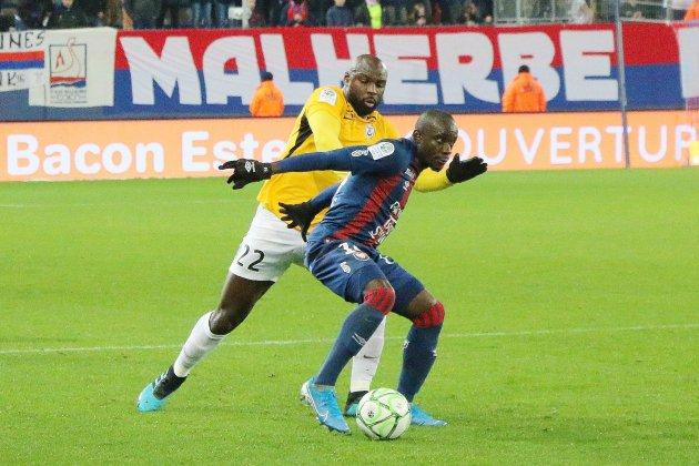 Un petit but et trois gros points pour Caen face à Nancy