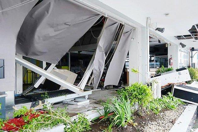 Les Philippines balayées par le typhon Kammuri, des milliers de personnes évacuées