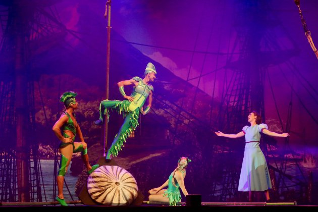 Peter Pan, le spectacle de Noël
