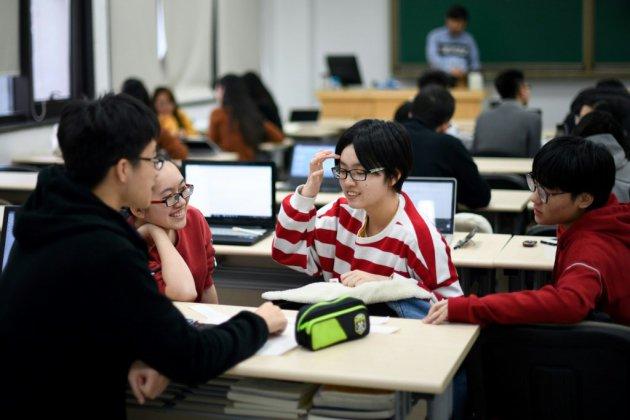 Education: la Chine en tête de l'étude Pisa, la France dans la moyenne OCDE