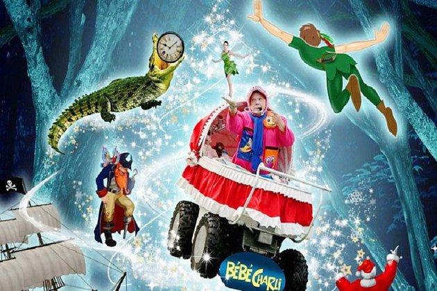 Assistez au Grand cirque de Noël en décembre