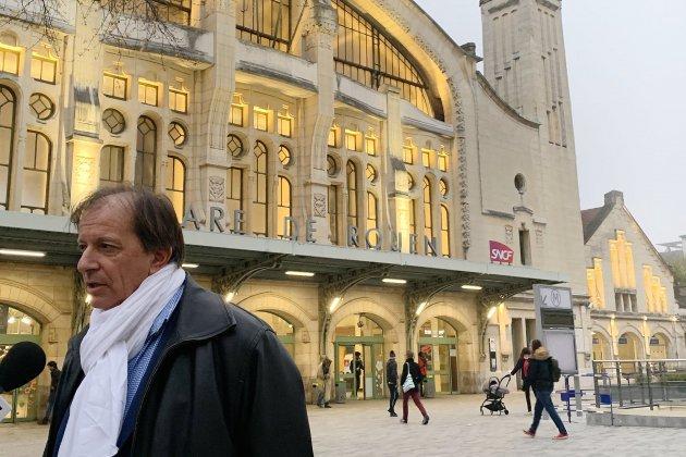 Aucun train vers Paris jeudi 5 décembre