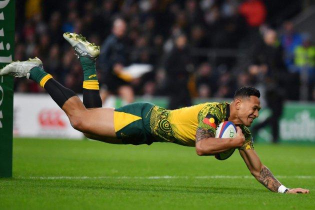 Homophobie: la fédération australienne de rugby et Folau règlent leur litige
