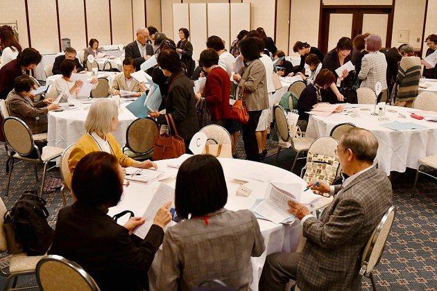 Sortir du célibat au Japon: la quadrature du cercle