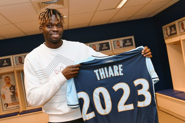 Football : Jamal Thiaré prolonge