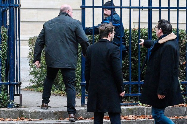 "Affaire Kulik: l'état de Willy Bardon ""continue de s'améliorer"", selon le procureur"