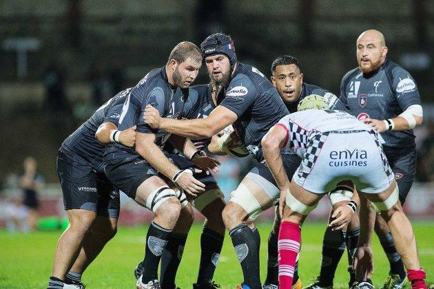 Une lourde perte pour le Rouen Normandie Rugby