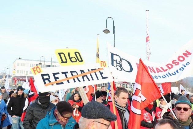 Réforme des retraites : le programme des manifestations