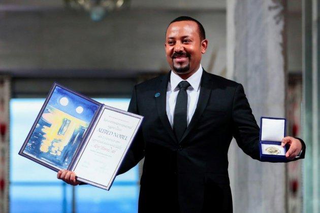 L'Ethiopien Abiy associe les ex-frères ennemis érythréens à son Nobel de la paix