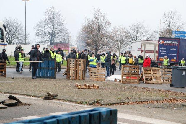 Le préfet interdit les manifestations au rond-point des Vaches