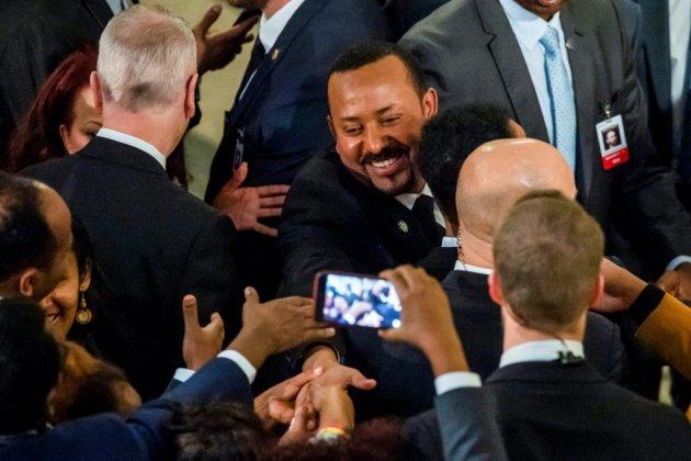 Nobel de la paix: l'Ethiopien Abiy plaide pour l'union contre la haine