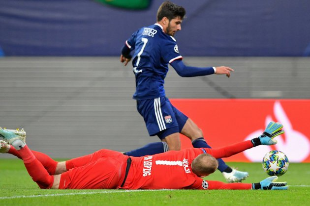 C1: Terrier titulaire pour Lyon, Leipzig avec Nkunku
