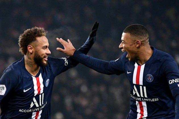 C1: Neymar et Mbappé avec Icardi, défense new-look pour Paris contre Galatasaray