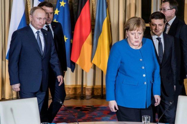 Moscou va expulser deux diplomates allemands en mesure de représailles